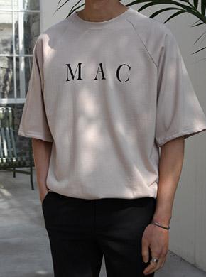 MAC 래글런티셔츠(3color)